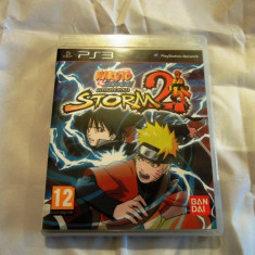 Naruto Shippuden Ultimate Ninja Storm 2, PS3, original, alte sute de jocuri! - Jocuri PS3 Activision, Actiune, 12+, Single player