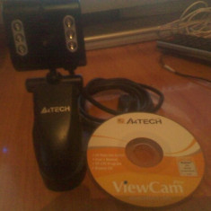 Camera Web A4Tech PK-333E - Webcam