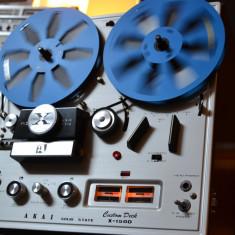 Magnetofon AKAI X 150D --exceptional--raritate