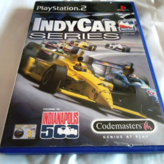 Joc Indy Car Series, PS2, original, alte sute de jocuri! - Jocuri PS2 Codemasters, Curse auto-moto, 3+, Single player