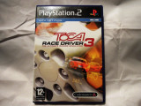 Joc Toca Race Driver 3 PS2, original, alte sute de jocuri!, Curse auto-moto, 3+, Multiplayer, Codemasters