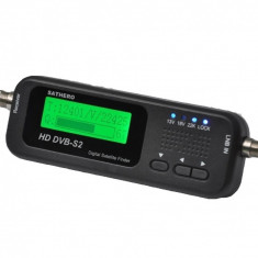 SH-100HD SAT Finder, satfinder, detector, aparat de semnal