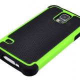 Husa ARMOR antisoc Samsung Galaxy S5/S5 Neo LIME - Husa Telefon, Verde, Carcasa