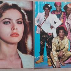 Casa filmului -Ornella Mutti, formatia Boney M - necirculate