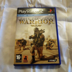 Full Spectrum Warrior, PS2, original! Alte sute de jocuri! - Jocuri PS2 Activision, Actiune, 3+, Single player