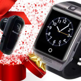 Smartwatch Ceas inteligent Dz009+ BONUS CASCA BLUETOOTH