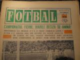 Revista FOTBAL (nr.314, 31 mai 1972), interviu Stere Adamache