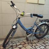 Bicicleta copii 20 Velors putin folosita