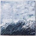 "Inspiratie nordica: ""Furtuna in mare"""