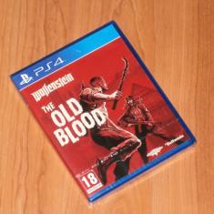Joc PS4 -Wolfenstein: The Old Blood, nou, sigilat - Jocuri PS4, Shooting, 18+