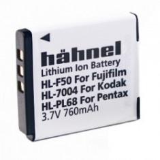 Hahnel HL-F50 - acumulator Li-Ion pentru Fujifilm NP-50 760mAh - Baterie Aparat foto