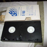 Caseta video VHS PAL Secam Goldstar E-180 - 180 min