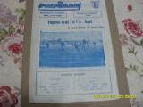 program      Vagonul  Arad  -  UTA