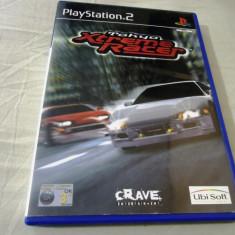 Tokyo Extreme Racer, PS2, original! Alte sute de jocuri! - Jocuri PS2 Ubisoft, Curse auto-moto, 3+, Single player