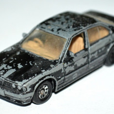 Macheta MATCHBOX BMW SERIA 5 / Macau 1989 / 1: 61 - Macheta auto Matchbox, 1:60