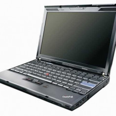 Lenovo X201 i5 540M QuadCore 2, 53 Ghz 4/320 - Laptop Lenovo, Diagonala ecran: 12, Intel Core i5, 4 GB, 250 GB, Windows 7