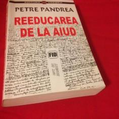 PETRE PANDREA, REEDUCAREA DE LA AIUD( JURNALUL PENITENCIAR 1961-1964) - Istorie