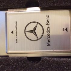 Adaptor PCMCIA to SD card pentru Mercedes