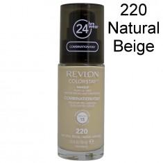 Fond de ten Revlon ColorStay™ - Nuanta 220 Natural Beige -Original-Detalii anunt, Lichid