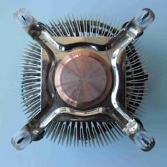 Vand cooler original Intel socket 775 pastila de cupru fara ventilator - Cooler PC Intel, Pentru procesoare