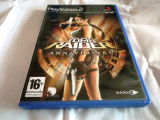 Joc Tomb Raider Anniversary, PS2, original, alte sute de jocuri!, Actiune, 12+, Single player, Eidos