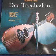Giuseppe Verdi / Nello Santi - Der Troubadour _ vinyl, LP, Germania_Muzica Clasica Altele, VINIL