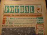 Revista FOTBAL (nr.315, 2 iunie 1972), interviu Ion Ionescu