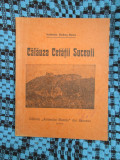 Valerian DOBOS - BOCA - CALAUZA CETATII SUCEVII (1929, cu PLANUL CETATII!!!)