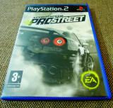 Need For Speed Pro Street, NFS, PS2, original! Alte sute de jocuri!, Curse auto-moto, 3+, Single player, Ea Games