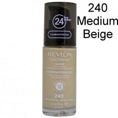 Fond de ten Revlon ColorStay™ - Nuanta 240 Medium Beige -Original- Detalii anunt, Lichid