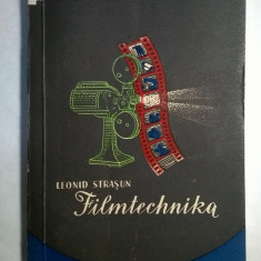 Leonid Strasun - Filmtechnika {Cinematografia in maghiara}