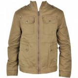 Geaca PUMA pentru barbati Cotton Jacket, M . Produs nou si original - Geaca barbati Puma, Marime: M, Culoare: Maro