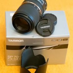 Pachet obiective tele + ultra-wide pt Nikon - Obiectiv DSLR Tamron