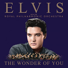 Elvis Presley The Wonder Of You:Elvis Presley with RPO LP (2vinyl) - Muzica Rock & Roll
