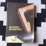 Almanah Almanahul Anticipatia SF 1990 carte hobby, Alta editura
