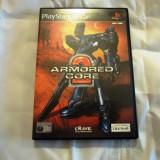 Armored Core 2, PS2, original! Alte sute de jocuri!