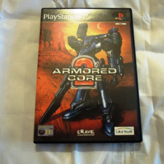 Armored Core 2, PS2, original! Alte sute de jocuri! - Jocuri PS2 Ubisoft, Shooting, 12+, Single player