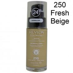 Fond de ten Revlon ColorStay™ - Nuanta 250 Fresh Beige -Original- Detalii anunt, Lichid