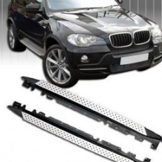 Praguri BMW X5 E70 2008-2013 OEM look - Praguri auto, X5 (E70) - [2007 - 2013]