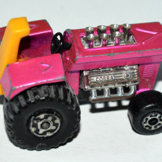 Macheta MATCHBOX Mod Tractor / 1972 / Anglia - Macheta auto Matchbox, 1:64