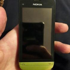 Telefon mobil Nokia C5-03, Negru, Neblocat