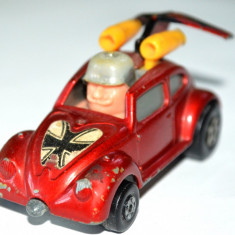 Macheta Matchbox Superfast Flying Bob No. 11 / 1972 - Macheta auto Matchbox, 1:64