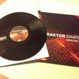 Control vinyl Traktor Scratch MK2 black edition - set x2