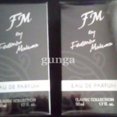 FM65 - Apa de parfum barbati by Federico Mahora Colectia Clasica - oferta 2 buc, 50 ml, Lemnos