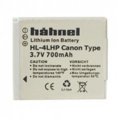 Hahnel HL-4L - acumulator replace tip Canon NB-4L - Baterie Aparat foto