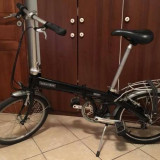 "Bicicleta pliabila DAHON ECO C7 20"" - 2011 - Bicicleta pliabile Dahon, Numar viteze: 7"