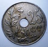 1.374 BELGIA 25 CENTIMES 1929, Europa, Cupru-Nichel
