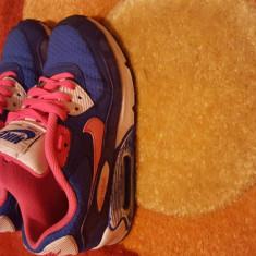 Adidasi nike originali - Adidasi dama Nike, Culoare: Albastru, Marime: 35.5