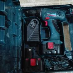 Masina de insurubat cu acumulatori Bosch GSR 14.4-2 - Masina de gaurit