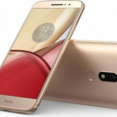 Telefon Mobil Lenovo Moto M 32GB Dual Sim 4G Gold